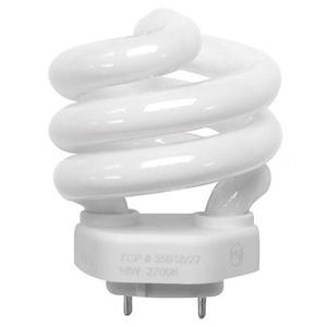 TCP 35018 18 Watt 2-Piece 2700K CFL