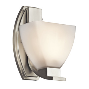Kichler 45113NI WALL SCONCE 1LT *** Discontinued ***