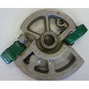 """Greenlee 18828 Shoe Assembly,rigid 1-1/4,1-1/2"""" (1818)"""
