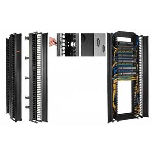 nVent Hoffman DV10D7 Vertical Cable Manager