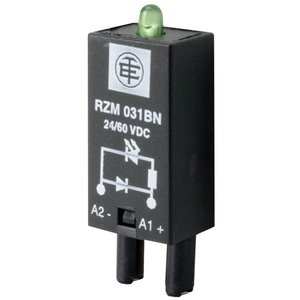 Square D RZM031BN RELAY MODULE 24-60VDC