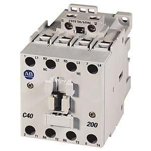 Allen-Bradley 100-C43L01 43 A 100-C CONTACTOR