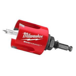 "Milwaukee 49-56-9000 2-1/8"" Hole Saw *** Discontinued, See item 49-56-9210 ***"