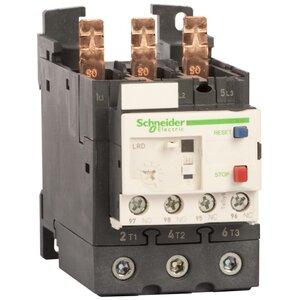 Square D LR3D3557 37-50A CLASS 20 IEC OVERLOAD RELAY