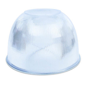 "ASD Lighting ASD-DRHB-19PC Round 19"" Polycarbonate Diffuse, LED"