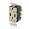 T5832-HGI IVO COMB DPLX RECPT/USB HG
