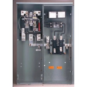 Square D CU12L400CB MTR MAIN RING T-MANUAL TEST BYPASS 400A