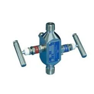 Emerson Automation Solutions M25VIS-46 Flow Control, Block & Bleed Valves, .75MNPT in, 0.5 FNPT Out