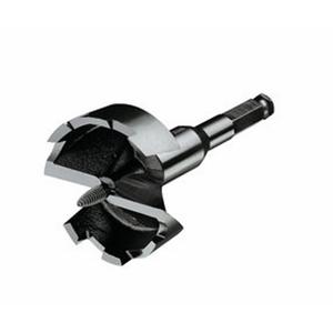 Ideal 36-250 Boring Bit,Ideal,BUL-Z-EYE,Self Feed,1.000 IN Bit Diameter,For Wood