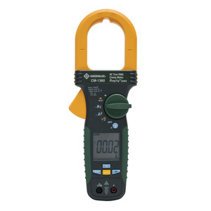 CM-1360 AC CLAMPMETER 1000A