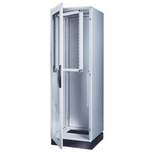Hoffman PSF8 Use this 19-in. rack frame when a smaller, medium-duty swing-out frame is desired.