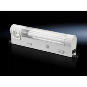 Rittal 4155110 Compact Fluorescent Tube, 18W, 240V, High Luminosity, Plastic