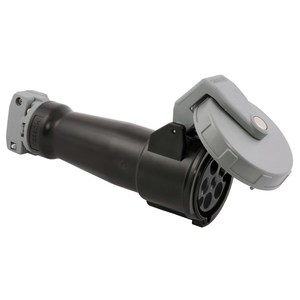 Hubbell-Wiring Kellems HBL520C5W PS, IEC, CONN, 4P5W, 20A 347/600V,4X/69K