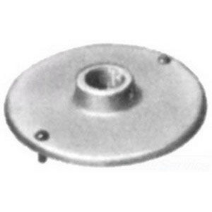 """Appleton SEHK-50 Conduit Outlet Box Cover, 1/2"""" Hub, Malleable Iron"""