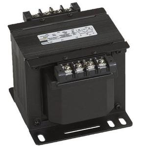 Sola Hevi-Duty E100 Transformer, Control, 100VA, Multi-Tap, Encapsulated