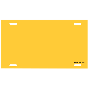 4010-G 4010-G BLANK YELLOW STYLE G