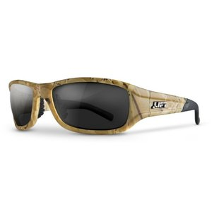 Lift Safety EAS-17CST ALIAS SAFETY GLASSES (CAMO/SMOKE)