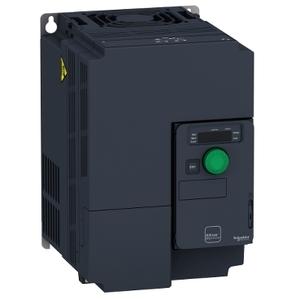 Square D ATV320U75M3C Drive, Alitvar 320, Compact, 200-240VAC, 7.5kW, 10HP, 3PH, 36.9A