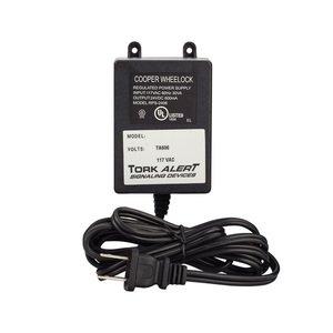 NSI Tork TA606 NSI TA606 Power Supply 600mA 117V t
