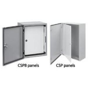 nVent Hoffman CSPB4236 Panel, Swing Out, 42x36