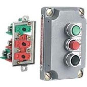 Hubbell-Killark XCS-0A8 CLI 3MINI RED-GRN-BLK