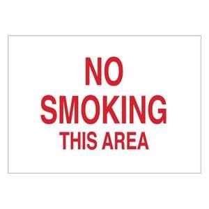 25134 NO SMOKING SIGN