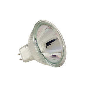 Eiko BAB-FG Halogen Lamp, MR16, 20W, 12V, FL38