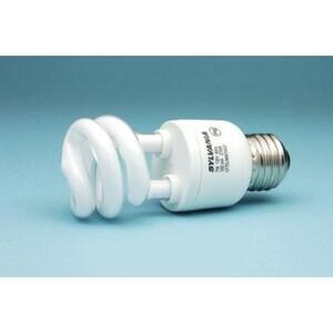 SYLVANIA CF7EL/MINI/830 Compact Fluorescent Lamp, Mini-Twister, 7W, 3000K *** Discontinued ***
