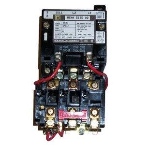 8536SAO12V08S STARTER 600VAC 9AMP NEMA +