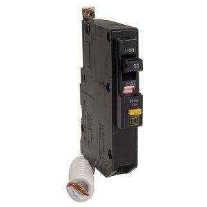 Square D QOB130GFI Miniature Circuit Breaker 120V, 30A