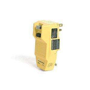 Woodhead 15054 15a. Field Atachable Gfci Plug