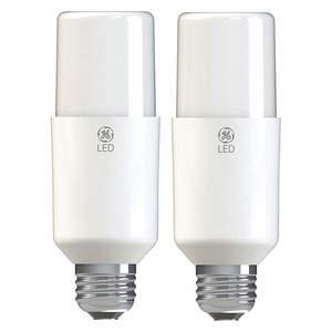 Candela LED15LS2/850 LED Lamp, 15 Watt, 1600 Lumen, 2700K, 120V, 2-Pack