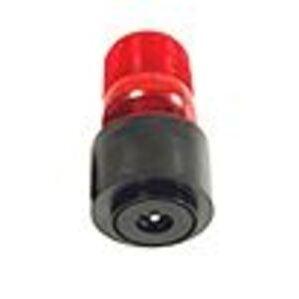 TOMAR Electronics 485S-120-R Strobe, Low Profile, Type: Single Flash, 120VAC, Lens: Red