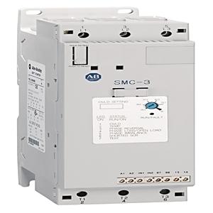 Allen-Bradley 150-C108NBR Motor Controller, Open Type, 108A, 200/208V, 3Phase, 24VAC/DC Coil