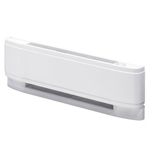 "Electromode LC6025W31 60"" 2500/1875W 208/240V Convection Baseboard Heater"
