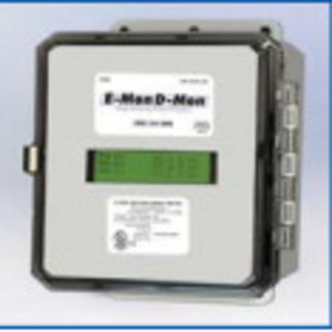 E-Mon E32-480100-REZ7KIT Sub-Meter, Class 3200, 100A, 277/480VAC, LED Display, 4 Line