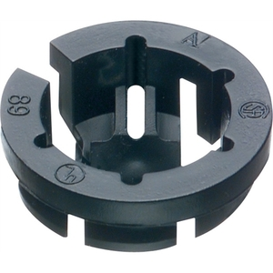 NM940 3/8INCH PLASTIC PUSH IN CONNECTOR