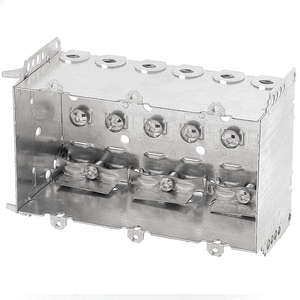 BC2104LLE3 3G WELDED BOX STEEL