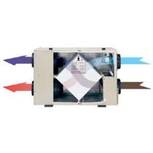 Broan HRV200H Heat Recovery Ventilator, 108 235 Cfm