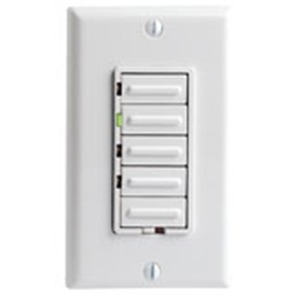 6161-W DIMMER 4 POSITIONS