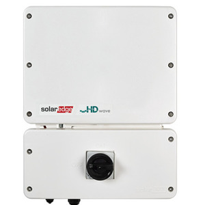 SolarEdge SE5000H-US000NNV2 Inverter, 5.0KW, 1 Phase w/ HD-Wave Technology EV Charging