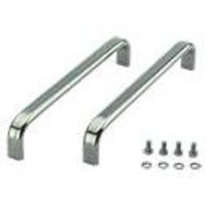 nVent Hoffman CCSSHDL Handle Kit (2), For CC480/600 Enclosures, Stainless Steel