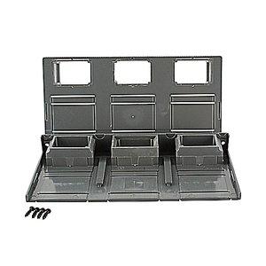 ABB KT7XLTC-3 Breaker Molded Case, Terminal Covers, T7/7M Frame, Low Profile, 4P