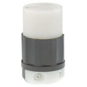 C2623-PLC BLK CONN LK LIT 2P3W L6-30R