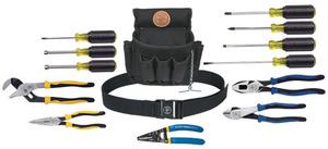 Klein 92914 Apprentice Tool Set, 14 Piece