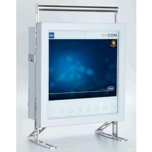 "R. Stahl ET-438-2TX-23153000004-B30100000000 Operator Interface, Panel PC, Series 400 Shark, IP66, 15"" Display"