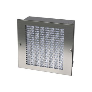 """Saginaw Control and Engineering SCE-FA1010 Assembly Fan Housing, 11.62 x 12.88 x 5.25"""", Aluminum"""