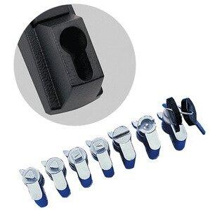 nVent Hoffman PKODBK3FH Key Insert, Dbl Bit,3mm Pin