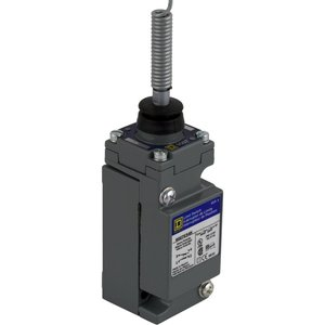 Square D 9007C54K Limit Switch, Wobble Head, Wire Extension, Multi-Directional, 1PDT