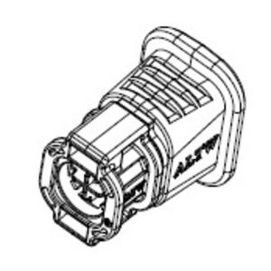 Power-One AC-TRUNK-PLUG-CAP AC Trunk Cable Plug Cap